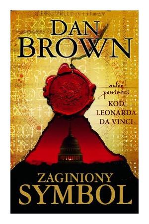 """Recenzja książki pt: """"Zaginiony Symbol"""" - D. Brown"""